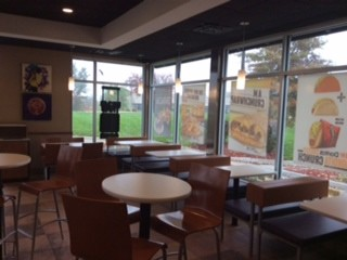 Complete Interior & Exterior Remodel of Taco Bell in Independence, MO by Extreme Electrical Service LLC
